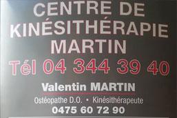 Cabinet Osteopathe Liège