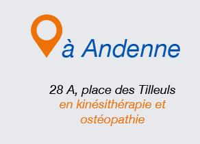 Cabinet Kiné Ostéopathe Andenne