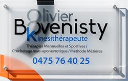 Olivier Bovenisty Kinésithérapeute à Andenne