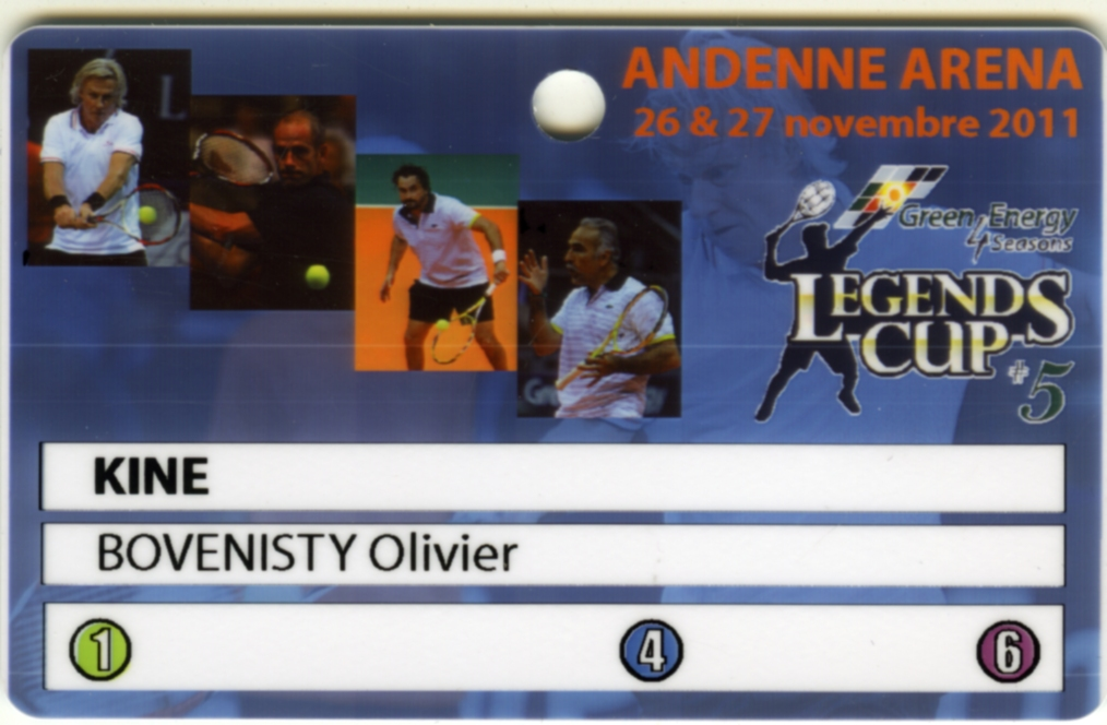 Andenne Arena 2011