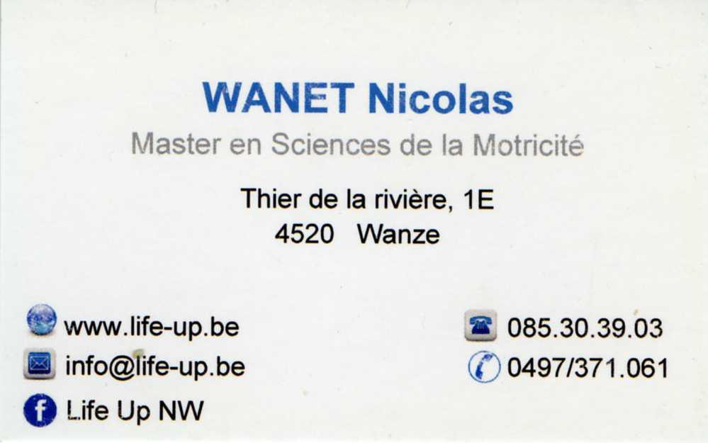 Nicolas Wanet