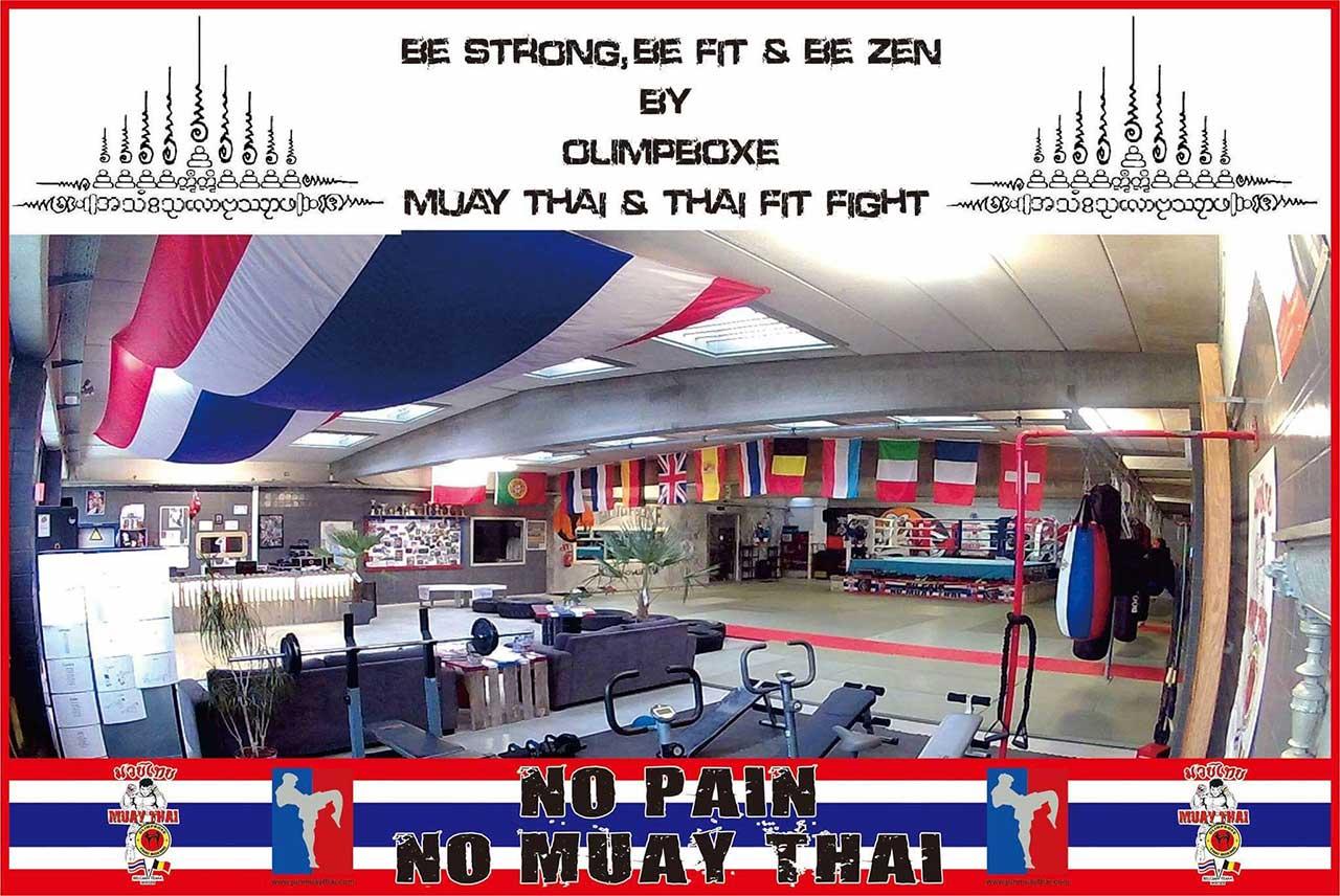 Olimpboxe Muay Thai Andenne